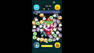 [TSUM TSUM] Use a total of 25 skills with a white-handed Tsum Tsum