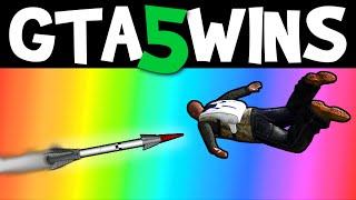 GTA 5 WINS – EP. 16 (GTA 5 Stunts, GTA 5 Funny Moments online Epic Grand Theft Auto V Gameplay)