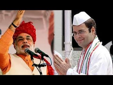 Rahul gandhi and Narendra modi opinion about prime minister post