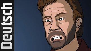 When Chuck Norris plays Slender [german fandub]