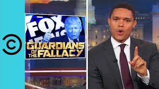 Fox News Trusts Trump Over Literally Anyone Else - The Daily Show | Comedy Central