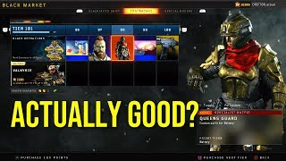 Contraband Stream is Actually Good Now!? (Black Ops 4 Absolute Zero)