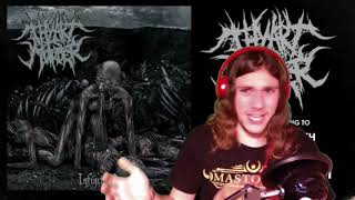 Infinite Death (Thy Art Is Murder) - REVIEW/REACTION