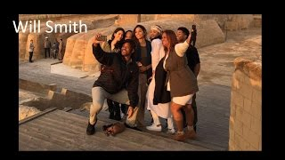 WILL SMITH VISITS EGYPT'S GREAT PYRAMIDS!!! - FULL DOCUMENTARY!!