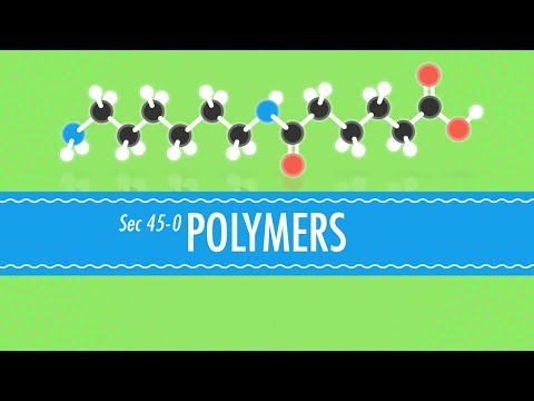 Polymers - Crash Course Chemistry #45