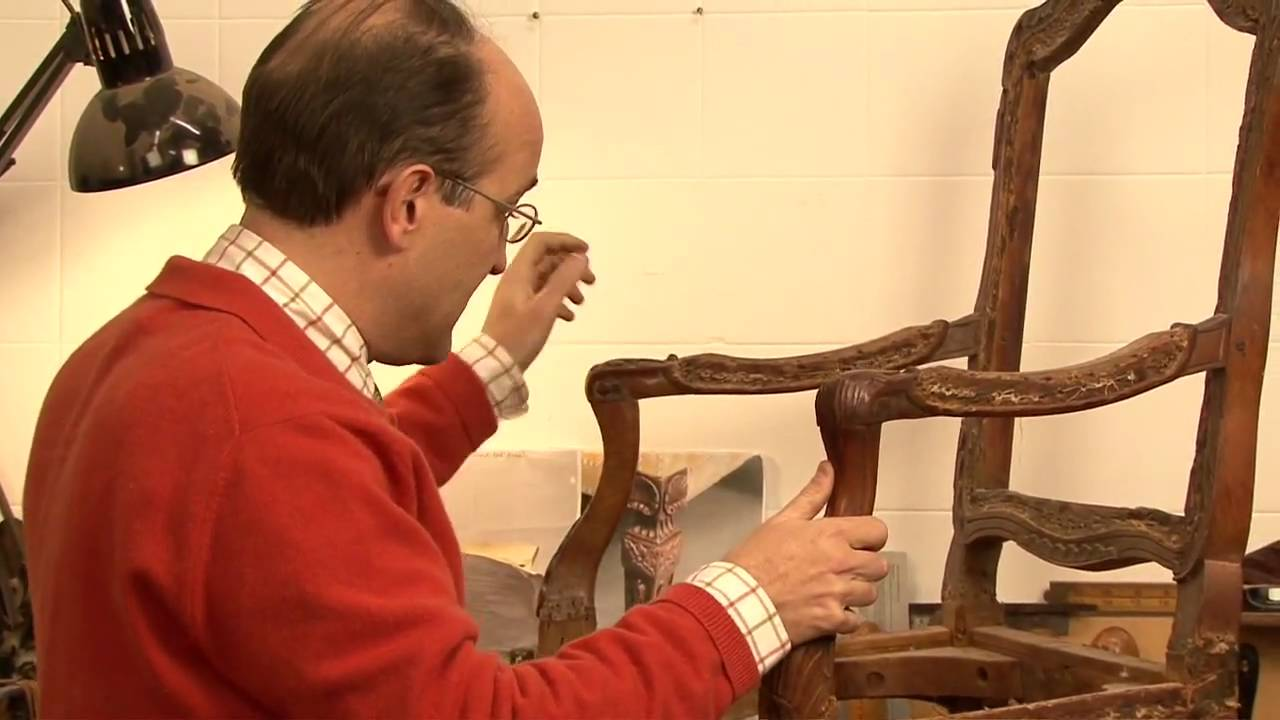 5 Step Guide Antique Chair Restoration Youtube