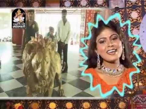 Mataji Na Garba- Kirtidan Gadhvi | Chandi Chotila Vali | Gujarati Non Stop Garba video
