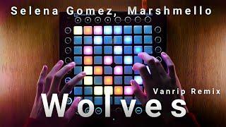 Download Lagu Selena Gomez, Marshmello - Wolves (Vanrip Remix) | Launchpad Cover Gratis STAFABAND