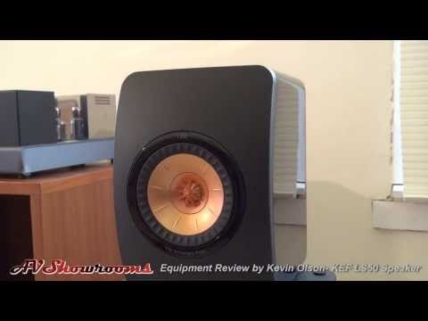KEF LS50 Review. part 1. Introduction