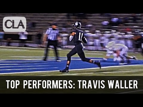 Travis Waller QB Highlights (2015) Oregon Commit (Servite High School) - CollegeLevelAthletes.com