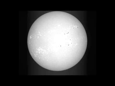 Nathanael Greene Academy Solar Astronomy 2014