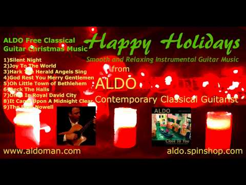 Once In Royal David City Free Holiday Christmas Music Instrumental Classical Gui