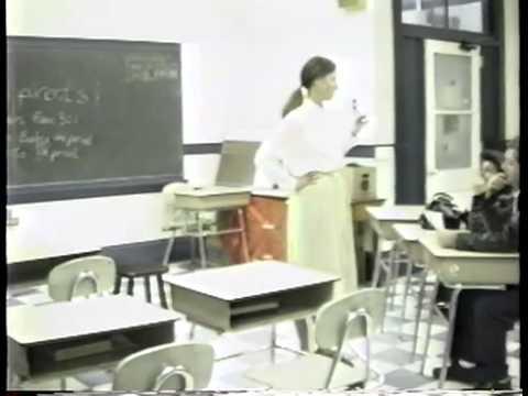 Old Video of ST Joes teachers/Lowell Catholic - 05/22/2014