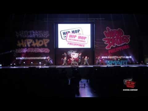 Crossover - Adult Division - Official HHI/PH National Championship