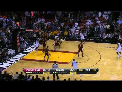 Ray Allen 3 Game winners [Miami Heat] in November