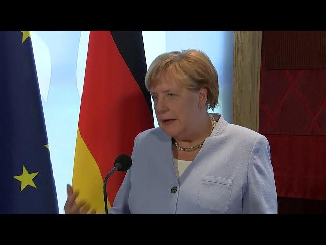 DEN HAAG NiederlГnder zeigen Kanzlerin Merkel wie man Klimaschutz umsetzt
