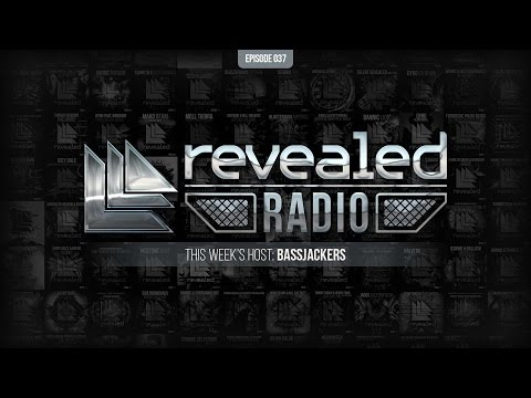 Revealed Radio 037 - Hosted by Bassjackers