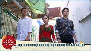 #NMAVVN - Việt Hương đãi Ngô Kiến Huy, Huỳnh Phương cơm tấm Cầu Sơn