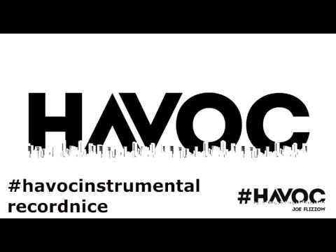 Havoc Instrumental - Joe Flizzow X Altimet X Sonaone (karaoke Remake)  | Recordnice video