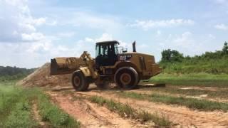 Cat 972H Wheel Loader