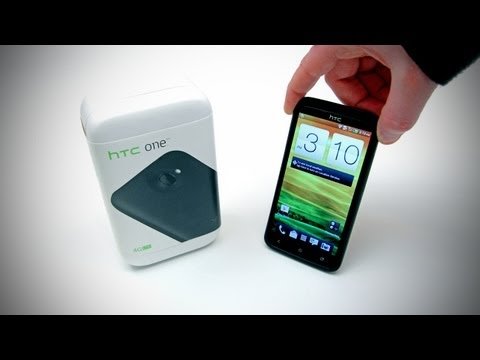 Video: HTC One X+ Unboxing & Overview