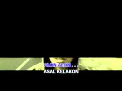 ALON ALON ASAL KLAKON -  SLANK karaoke