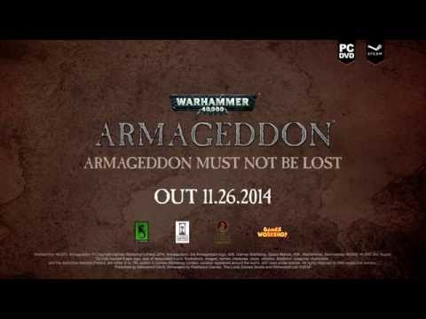 Warhammer 40,000: Armageddon - Weapons of War (Part 1)