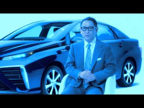 Behold The Future (E023 Toyota's Hydrogen Powered Car)