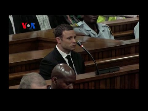 From Emotional to Stoic: A Reporter's Take on Oscar Pistorius  (VOA On Assignment Sept. 26, 2014)