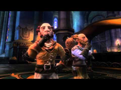 Kingdoms of Amalur: Reckoning - Trailer HD