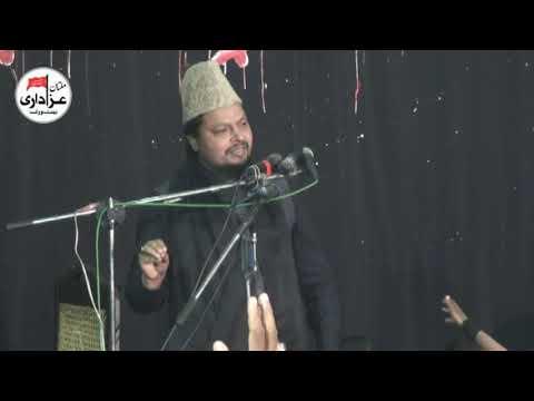 Allama Jafar Raza | Majlis 2 Rabi Awal 2017 | Jalsa Zakir Syed Imran Haider Kazmi