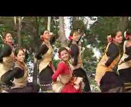 Janmoni Bihu 2008 video