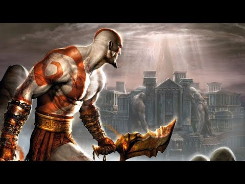 God Of War 1 All Cutscenes Story Gameplay Movie