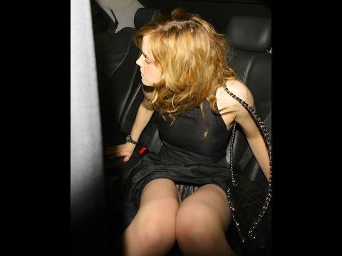 Emma Watson Pussy Upskirt On Public Online Video!!! video