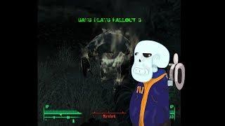 Sans Plays Fallout 3| Part 5: HOLY FLAMING CRAB!!!