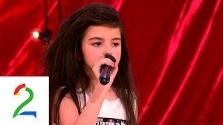Angelina Jordan 7 year old sings Gloomy Sunday by Billie Holiday - Norways Got Talent 2014