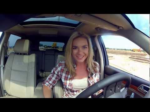 Новый Jeep Grand Cherokee: тест-драйв от Насти Трегубовой
