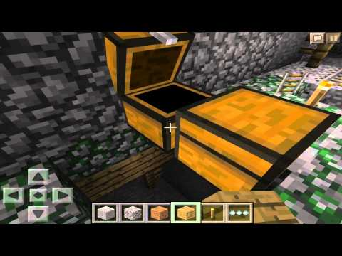 [0.9.5] A DUNGEON IN A MINESHAFT UNDER SPAWN!! - Minecraft Pocket Edition Seed Review