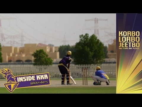 KKR v CSK SECRET PRACTICE MATCH | Inside KKR Ep 6 | Kolkata face Chennai ahead of IPL 7