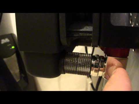 Detalhes de montagem de Watercooler e teste de vazamento - Como testar?