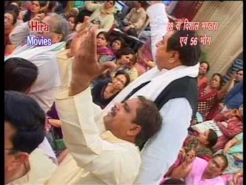kamli-kamli ▬chanchal jee live at jhandewalan devi temple(...
