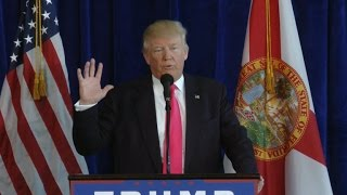 Donald Trump: Why isn't the DNC talking about terrorism?