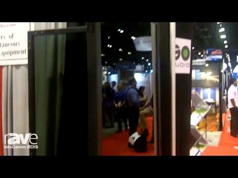 InfoComm 2015: Procom Exhibits ProBooth Lite Interpretation Technology
