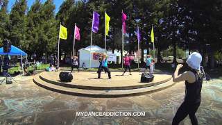 The Ketchup Song (Asereje) by Las Ketchup - Zumba routine