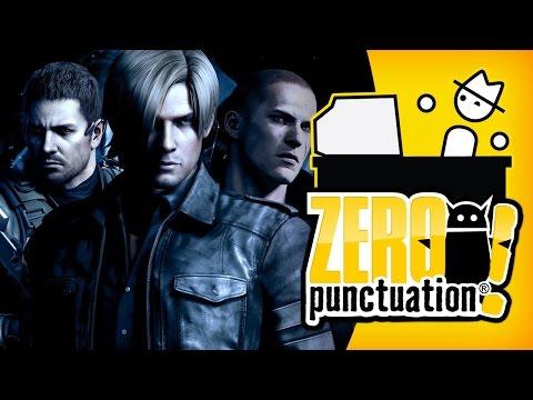 RESIDENT EVIL 6 (Zero Punctuation)