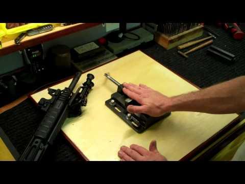 HOME MADE GUN VISE FOR UNDER 40 DOLLARS.