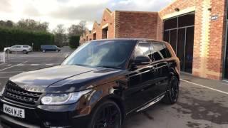 2015 Range Rover Sport 3.0 SDV6 Autobiography Dynamic