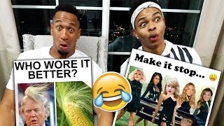 FUNNIEST MEMES EVER! ft. DangMattSmith