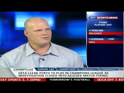 Kane on Sky Sports News