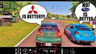 GT Sport Online - Super Battles!